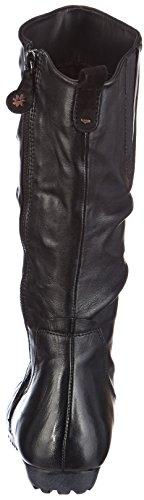 Piazza 980160, Women's Boots Black (Schwarz)