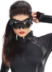 Catwoman Goggles/Mask Costume Accessory ()