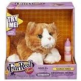 FurReal Fur Real Newborn Kitten Orange and White Marmelade