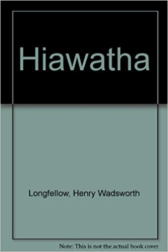 Book Hiawatha