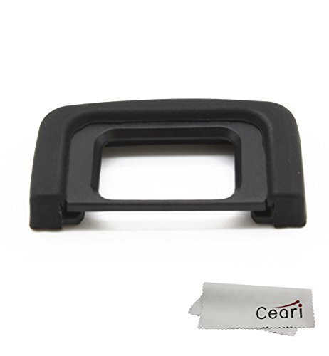 CEARI - Visor ocular DK-25 para cámara réflex digital Nikon D5500 ...