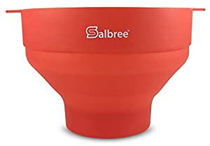 b1d9fec3c05 ... The Original Salbree Microwave Popcorn Popper with Lid