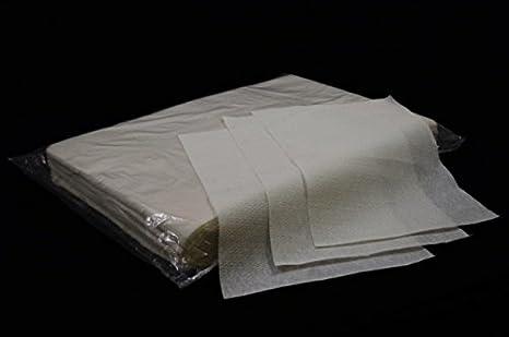 Hojas Papel a secar toallas y alimentos 30 x 40 Airlaid 96 unidades Gr.50: Amazon.es: Industria, empresas y ciencia