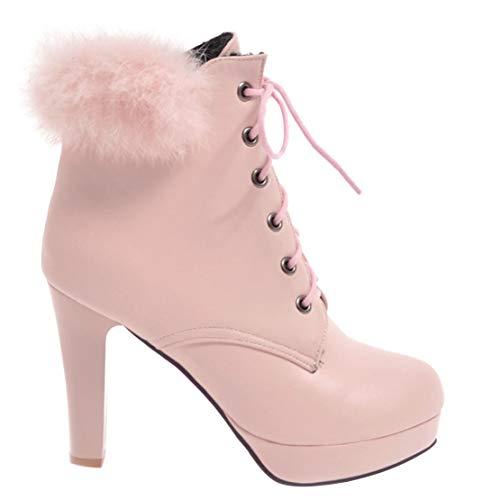 Classici Stivali Classici Classici AIYOUMEI Stivali AIYOUMEI Donna Stivali Stivali AIYOUMEI Donna Pink Classici Donna AIYOUMEI Pink Pink Az6nxpdw6q