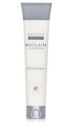 Principal Secret   Reclaim With Argireline   Total Facial Cleanser   90 Day Supply 6 Ounces