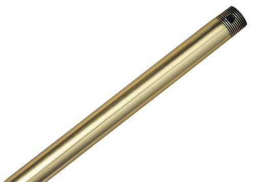 Antique Brass Appliance (Hunter 23190 60-Inch Downrod, Antique Brass)