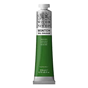 WINSOR AND NEWTON WINTON OIL COLOR 200ML TERRE VERTE