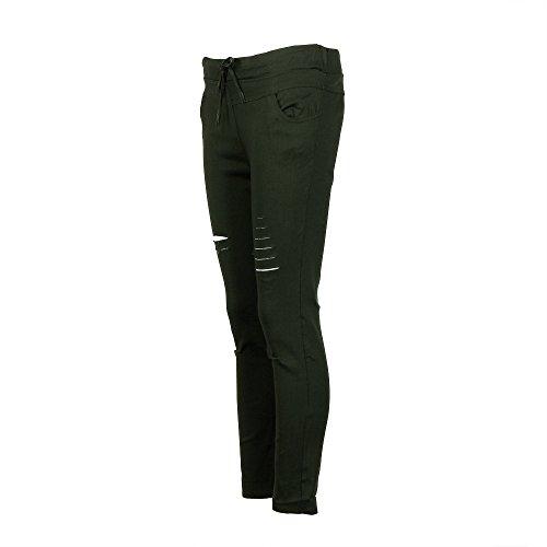Cxtshop Delgado Coversolate Pantalones Cintura Ajustados top Tramo Mujer Buena Alta Lápiz 3cjS5A4RLq