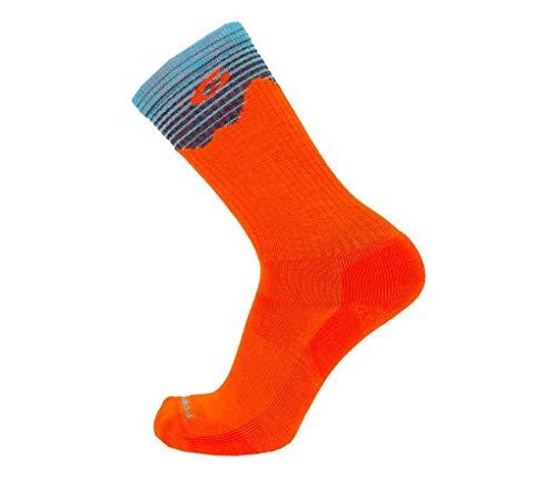 Point 6 Hiking Sock Medium Cushion Under Foot Crew Sock