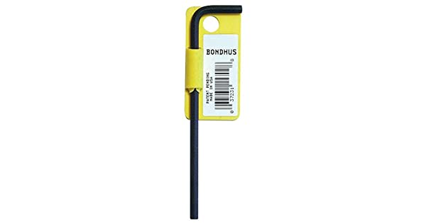 "Bondhus 5//8/"" x 9.8/"" 16mm Hex Key"