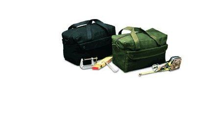 Texsport Canvas Standard Tool Bag (Black), Outdoor Stuffs