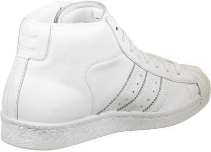 Adidas ProModel Bianco Sneaker Sneaker Adidas Superstar p4a0w8Tqa