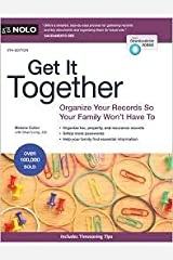 Get It Together: Organize Your Records So Your Family Won't Have To Spiral-bound