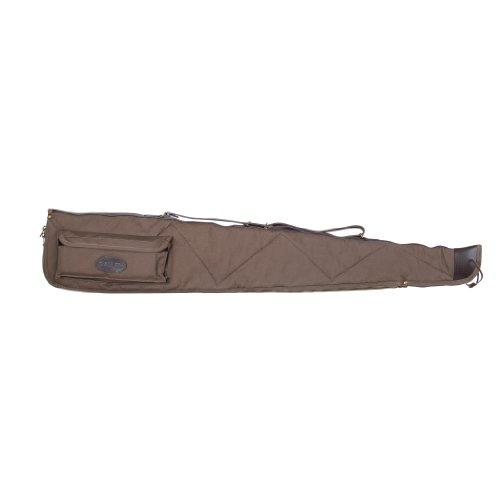 Allen Aspen Mesa Quilted Canvas & Leather Gun Case, Brown