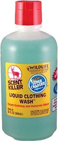 Scent Killer 546-33 Wildlife Research Super Charged Scent Killer Clothing Wash