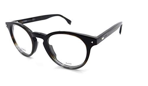 Eyeglasses Fendi 219 021B Shaded Havana Gray