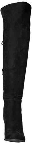 Madden Mgsdistrict Noir Femme Bottes Girl qwX10wP7
