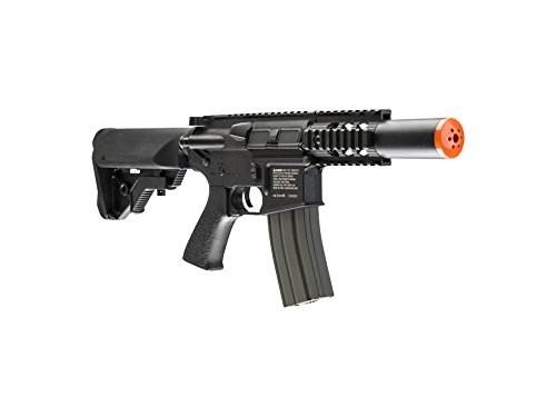 Elite Force M4 Cqc- Blk- 6mm Airsoft