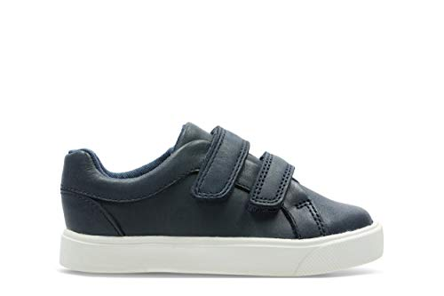 Niños Fit City Zapatillas Para Oasislo Colour F T Navy Clarks qTw4CPXyq