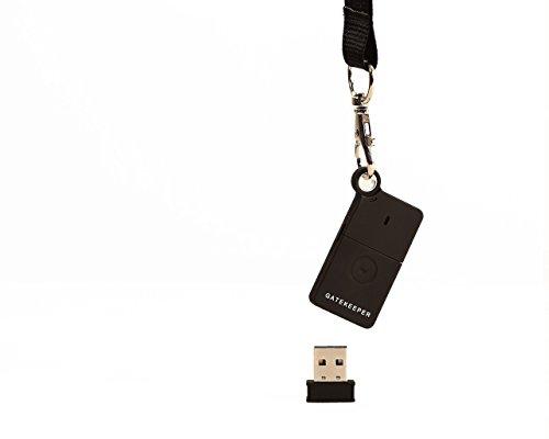 GateKeeper Wireless Bluetooth Lock Black product image