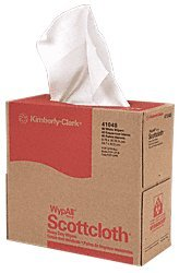 CRL Kimberly-Clark WypAll Workhorse X80 Shop Towels by CR Laurence by CR Laurence (Image #1)