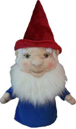 Oversized Gnome Golf Head Cover