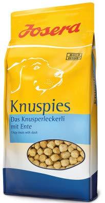 Josera Knuspies | 5X 900g Hundesnack, Leckerli