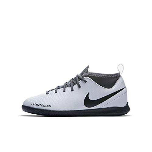 Nike Unisex Vsn Platinum Black Phantom Indoor Grey – Df Da Bambini pure Scarpe Ic Club Multicolore Jr 060 Crimson Calcetto Dark Lt vErZpaqv