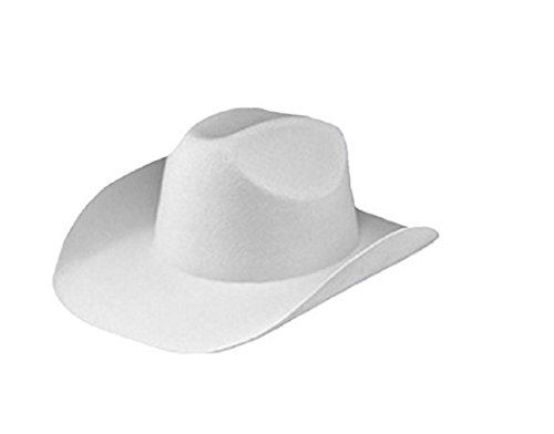 NECA THe Lone Ranger the Movie Men's Costume White Hat (Lone Cowboy Adult Costume)