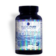 Purify By Body Fuse Usa  All Natural  Gentle  Highly Effective Gastro Intestinal Tract Cleanser To Prevent Bloating  Water Retention And Irregularity  Increase Metabolism  Weight Loss And Overall Health  Cleanse And Detox