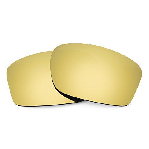 Oakley Dorado Para Múltiples Opciones Lentes — Chainlink Repuesto De Mirrorshield Polarizados Elite 4wxnqWStv