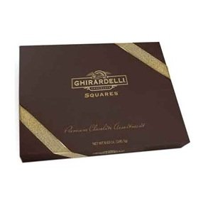 Ghirardelli Chocolate Squares Ultimate Collection 8.63 Ounce