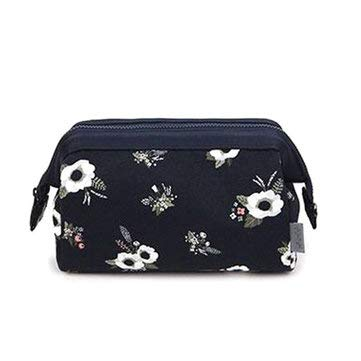 New Women Portable Cute Multifunction Beauty Flamingo Cosmetic Bag Travel Organizer Case Makeup Make up Wash Pouch Toiletry Bag - Housekeeping & Organization Storage Bags - (#01) - 1X Toiletry -