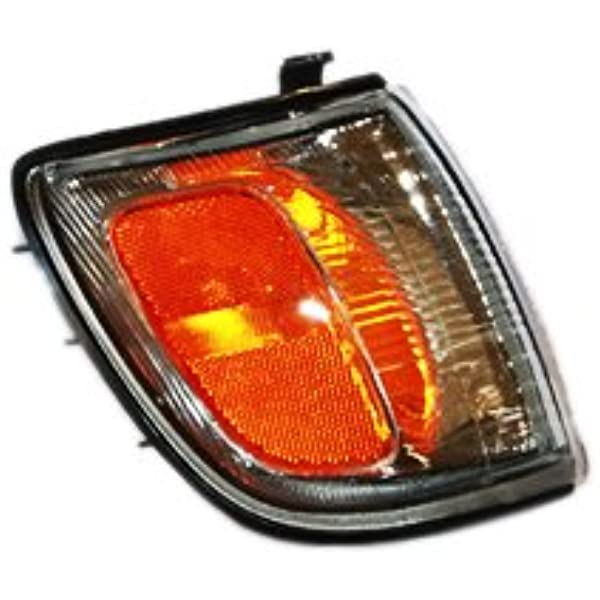 TYC 18-5651-00 Compatible with TOYOTA 4 Runner Passenger Side Replacement Parking//Corner Light Assembly