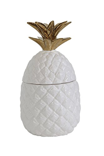 Creative Co Op ceramic Pineapple Shaped