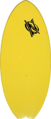 Zap Fish Skimboard -47x20.25'' Swallow Tail / Custom Artwork with assorted colors - 2015 by Zap