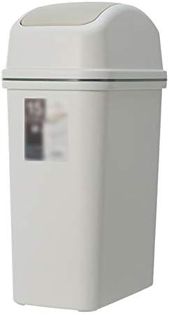 Q Ian l Ij i AJ i- 大きなゴミ箱 - キッチン家庭用バスルームのごみを揺れることができます5.21L / 10L / 15L / 25L 屋内と屋外のゴミ箱 (サイズ さいず : 10L)