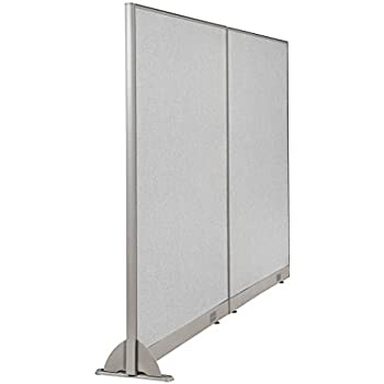 office devider. GOF Wall Mounted Office Partition, 96W X 72H / Panel, Room Divider \u2026 Devider