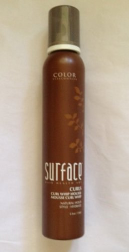 Surface Curls Curl Whip Mousse 5.5oz / 156g by Surface Hair