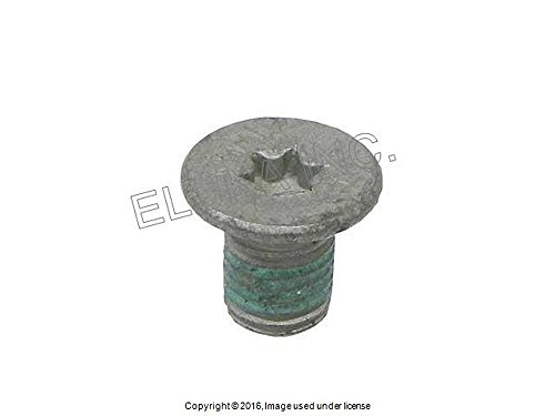 - 4 x Mercedes-Benz Front Rear Left Right Brake Disc Set Screw (8 x 12 mm) SLK55 AMG SLK350 SLK320 SLK32 AMG SLK300 SLK280 SLK250 SLK230 SL65 AMG SL63 AMG SL600 SL550 SL55 AMG SL500 S65 AMG S63 AMG S600