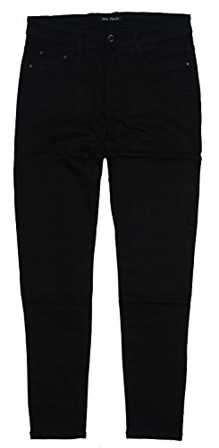noir Jeans BIG Femme 6913 Jambe Noir schwarz droite XX1qTAw
