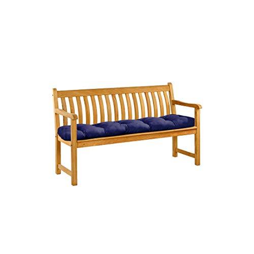 Garden Furniture Cushions Bench Mat Pad Seat Chair Home Swing Decor Pillow Indoor Outdoor Comfortable Floor,Blue,1.5 x 0.5m,Australia (Australia Patio Back Ideas)