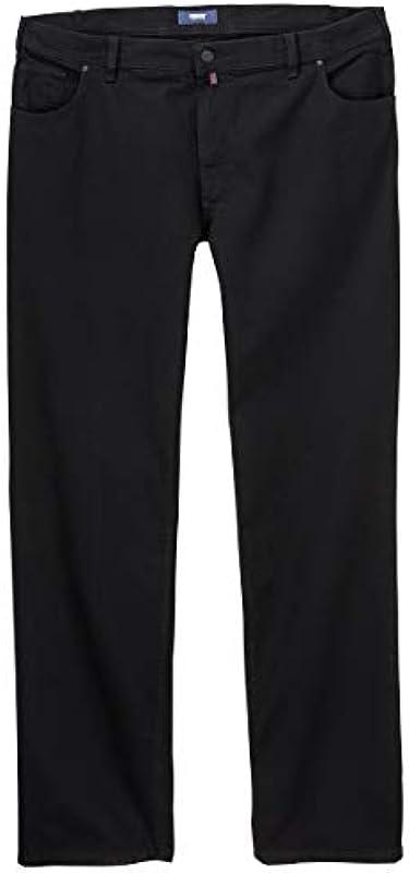 Dżinsy Pioneer Stretch czarne Peter duże rozmiary: Odzież
