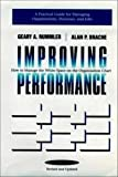 Improving Performance : How to Manage the White Space in the Organization Chart, Rummler, Geary A. and Brache, Alan P., 1555422144