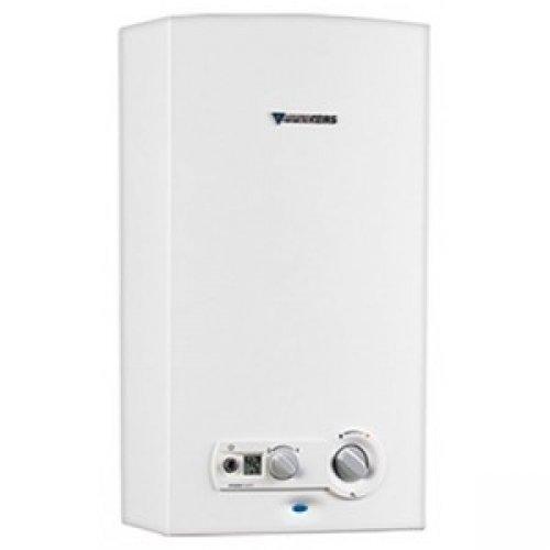 Junkers minimaxx - Calentador agua modulante wrd11-2kme gas natural 11l/m clase de eficiencia en