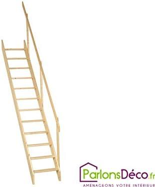 Escalera de molinero, Viena, 12 peldaños: Amazon.es: Bricolaje y herramientas