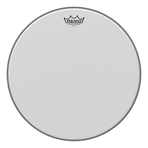 Remo VE0116-00 Vintage Emperor Coated Drum Head (16-Inch)