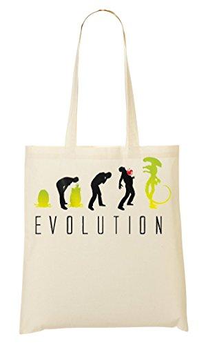 Sac Fourre Tout Provisions Crazy À Alien Evolution Sac CP wgnFzxZ7qx