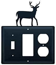Esgo-3 Deer Switch Gfi Outlet Electric Cover