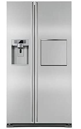 Samsung RS61782GDSP Independiente 615L A++ Plata nevera puerta ...